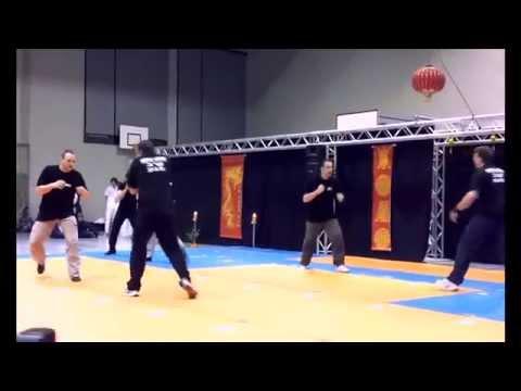 EKMC-KMG La Chaux-de-Fonds Salon des arts martiaux 2013