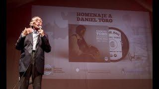 Video: Mirá el emotivo homenaje al cantautor Daniel Toro en Salta