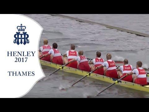 Oslo v Royal Chester - Thames | Henley 2017 Day 1