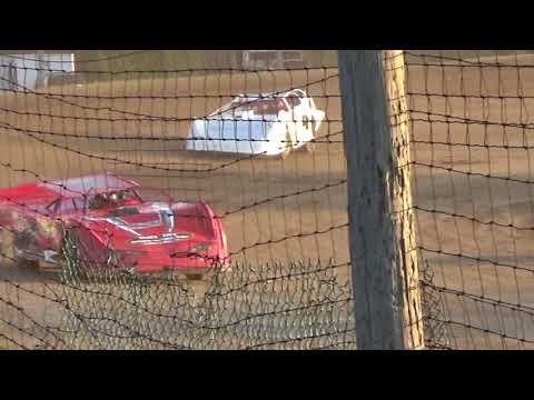 Rich Ruff Oakshade Raceway Heat 9/9/17