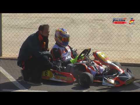 CEK 2018 Chiva   Valencia Carrera 2 Senior KZ2