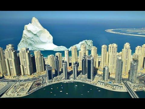 Айсберги у берегов