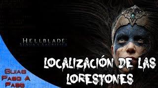 Video de Hellblade Senua's Sacrifice   Localización de todas las Lorestones   All Lorestone locations