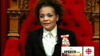 Throne Speech 2010 part 2