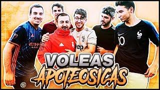 EL RETO DE LAS VOLEAS APOTEOSICAS ft. Spursito x Vituber x Elopi23 x Victor x ByDiegox10.