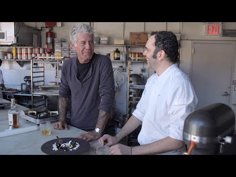 Raw Craft with Anthony Bourdain - Episode Thirteen: Dominique Ansel