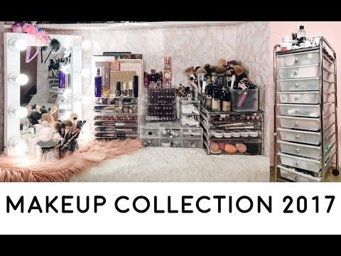 Makeup Collection 2017 (Philippines) | Toni Sia