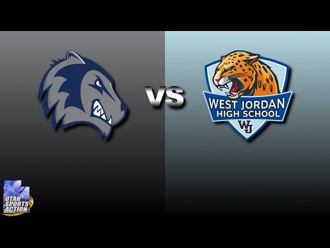 Utah High School Football: Hunter Wolverines vs West Jordan Jaguars Highlights (2017).