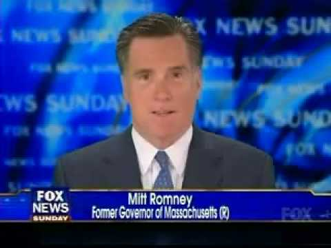 Chris Wallace Grills Mitt Romney on Health Care (Part 1)