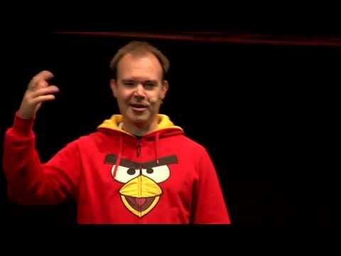 Angry Birds' Peter Vesterbacka @FORUM ONE 2013