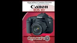 Видео Canon EOS 30D (Intro) Instructional Guide by QuickPro Camera Guides (автор: Quickpro Camera Guides)