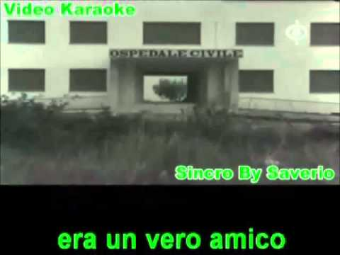 Cosimo Monteleone Ho nero nero Video Karaoke (Demo)