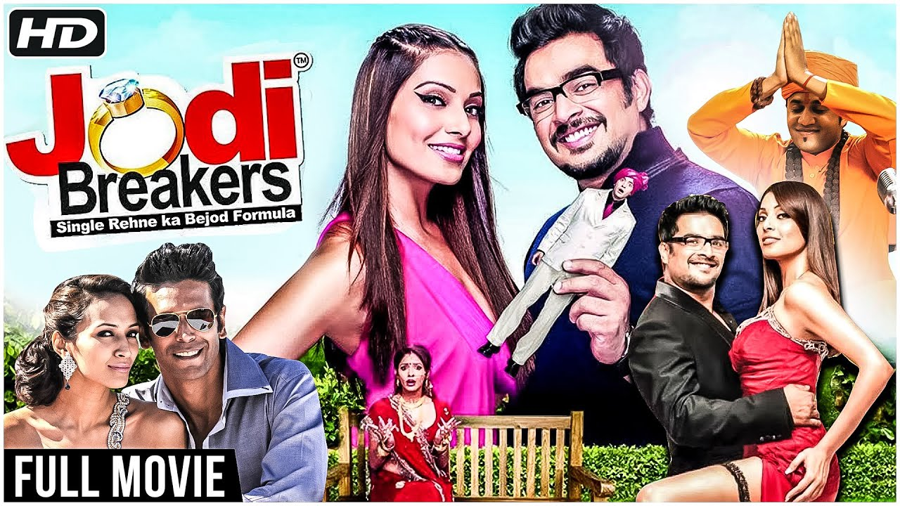 Download Jodi Breakers (2012) | Comedy Hindi Movie | R Madhavan, Bipasha Basu, Omi Vaidya, Milind Soman