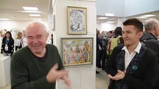 II Парадельфийские игры. Открытие выставки декоративно-прикладного искусства