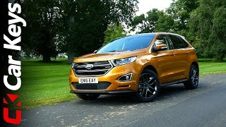 Ford Edge 4K 2016 review - Car Keys