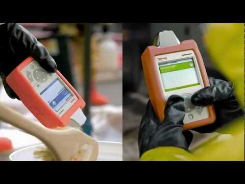 Unknown Chemical Identification    TruDefender FTi By Thermo Scientific
