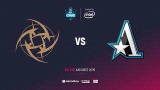 NiP vs Team Aster, ESL One Katowice 2019, bo2, game 2, [Eiritel]