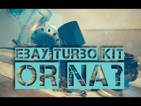 should you buy a ebay turbo kit?