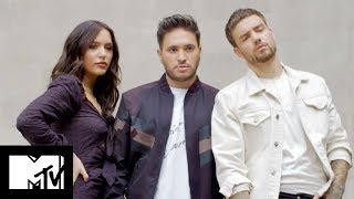 Making The Mp3: Jonas Blue, Liam Payne & Lennon Stella's 'Polaroid' | MTV Music