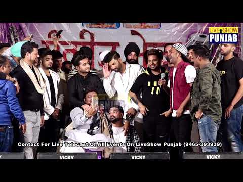G Khan Live || O Dollar Gindi e Mai Tare Ginda ha || New Song
