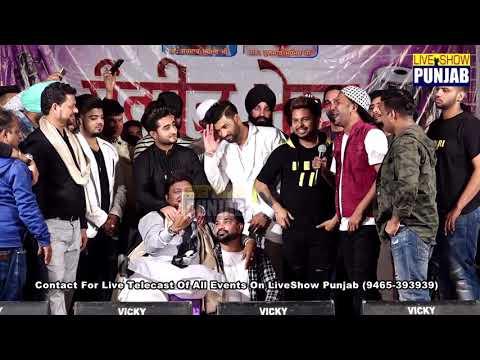 G Khan Live || O Dollar Gindi e Mai Tare Ginda ha || New Song