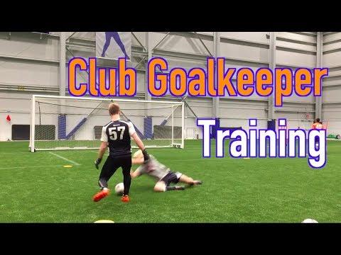 Inside Access Club Goalkeeper Training Episode 2