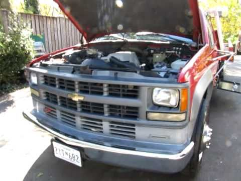 Muscle Car Hauler FOR SALE1995 Chevrolet 3500 HD Cheyenne ...