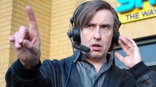 Steve Coogan on Alan Partridge in his new film Alan Partridge: Alpha Papa