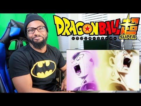 Dragon Ball Super - Episode 131 REACTION!!! (FAREWELL MY FRIENDS)