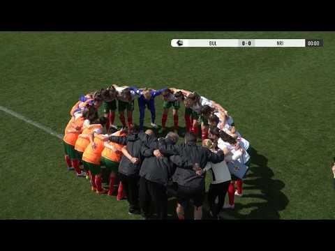 Bulgaria -  Northern Ireland - 6:5 (0:0), MEDITERRANIEN PEARL 2020 (WU19)
