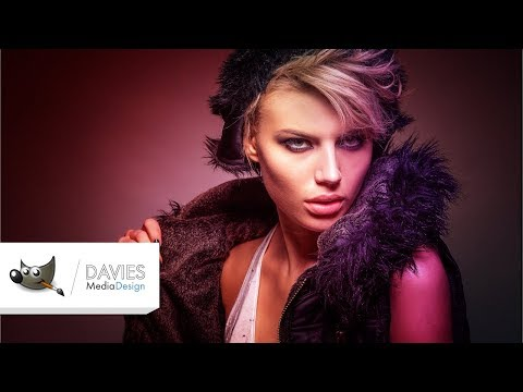 Create Dramatic, Realistic Color Lighting in GIMP thumbnail