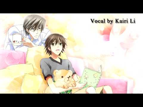 Kimi Hana - Junjou Romantica OP Song - Female Vocal Cover