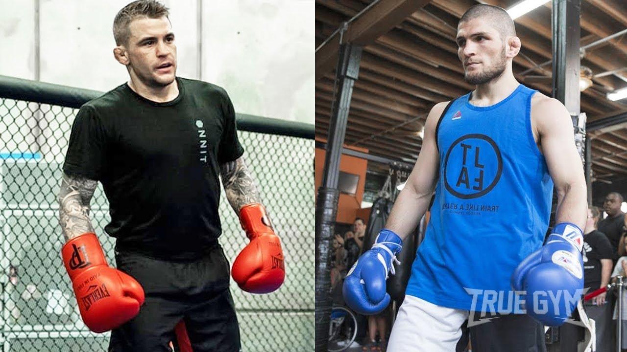 Подготовка Дастина Порье к бою против Хабиба Нурмагомедова на UFC 242