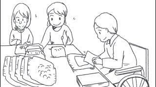 興味をひくプロモーション動画を パラパラ漫画ムービーとして制作! 共...