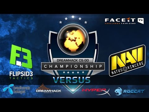 DH Winter: FlipSid3 vs Na'Vi