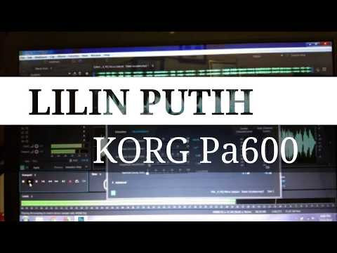LILIN PUTIH Karaoke Cover KORG Pa600