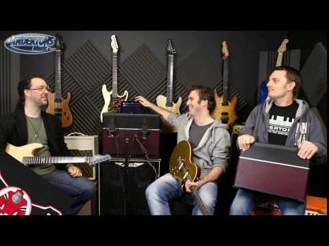 Line 6 Amplifi Demo - Amazing Guitar Amp & Bluetooth Music Player in One