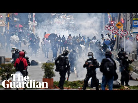 Colombia protests: what is driving the deadly unrest?