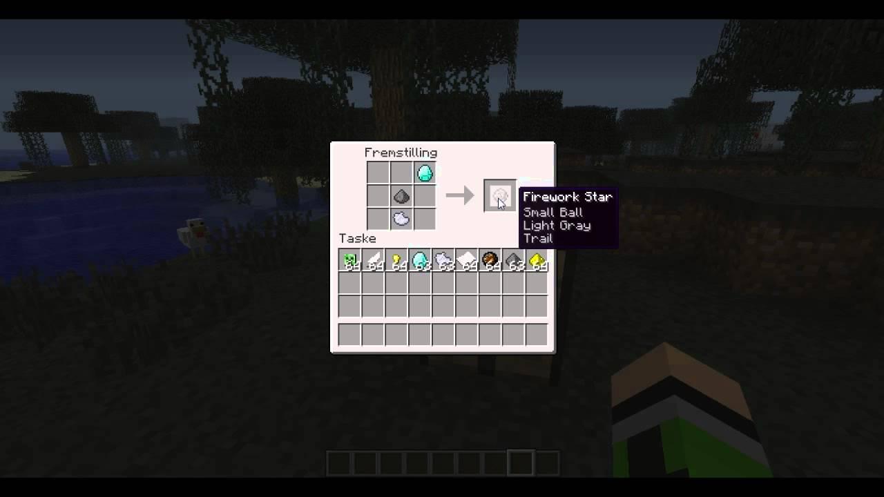 hvordan man laver fyrv230rkeri i minecraft 189 youtube