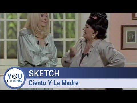 Sketch  Ciento Y La Madre