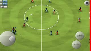 Играю в кукольный футбол победил в трудном матче против сборной португалии