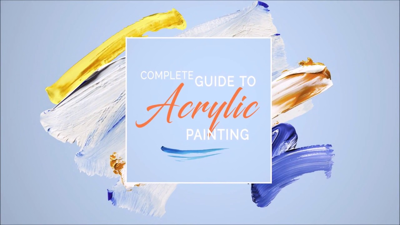 Acrylic Painting Techniques Guide - Nancy Reyner