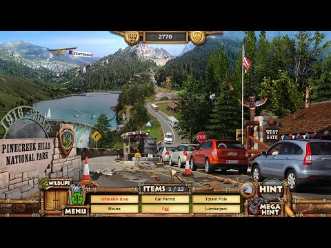 Vacation Adventures: Park Ranger 2 Gameplay