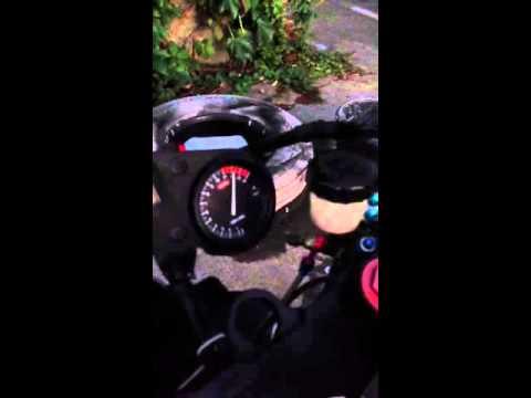 Aprilia Rs 125 14000 RPM