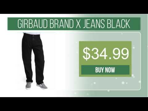 Girbaud Brand X Jeans Black