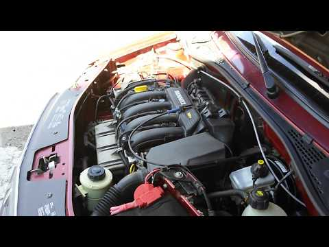 Рено Логан - моем двигатель