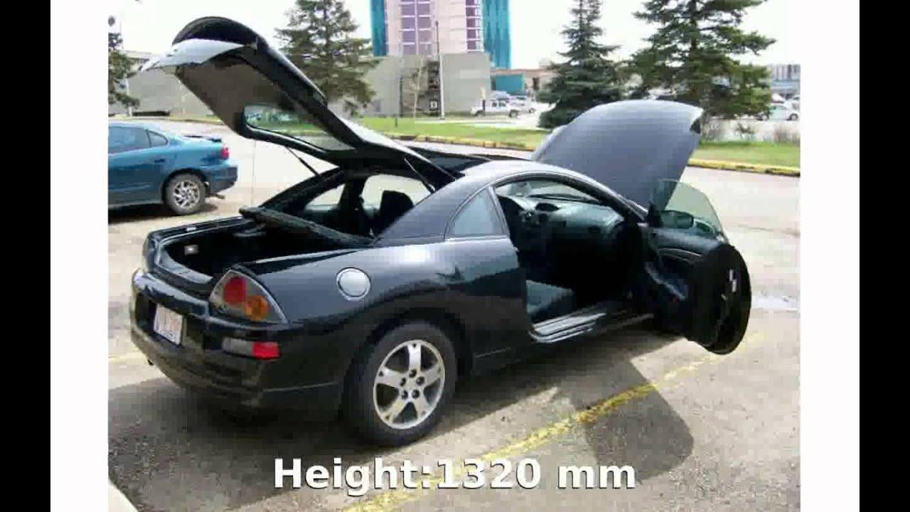 2004 Mitsubishi Eclipse Gt >> 2004 Mitsubishi Eclipse Review Details