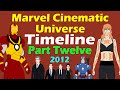 Marvel Cinematic Universe: Timeline (Part 10 - Spoilers)