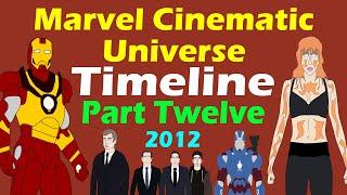 Marvel Cinematic Universe: Timeline (Part 10 - Spoilers)