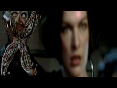 Resident Evil Afterlife Zombie Majini Hq Youtube